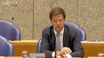 RTL Nieuws Eurocrisis: Kamer zinloos bijeen op zaterdag