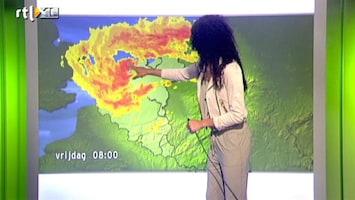 RTL Weer Buienradar Update 21 juni 2013 10:00 uur