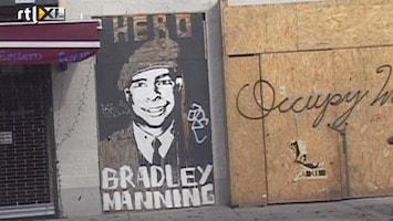 RTL Nieuws Bradley Manning voor de rechter