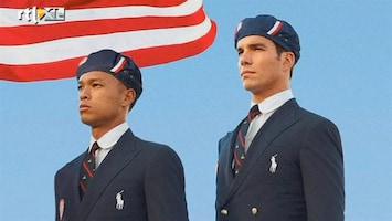 RTL Nieuws Rel: olympische kleding VS in China gemaakt
