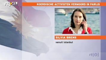 RTL Nieuws Koerdische actvisten vermoord in Parijs
