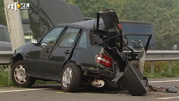 RTL Nieuws Ernstig ongeval A1