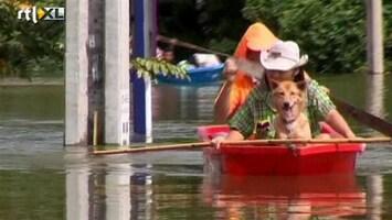 RTL Nieuws Bangkok wacht op watersnood