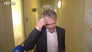 RTL Nieuws Wouter Bos: bezoek aan koningin niet op ons verzoek