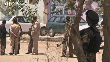 RTL Nieuws Onderhandelaar Afghanistan vermoord