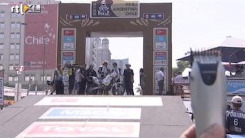 Rtl Gp: Dakar 2012 - Interview Met Alex Van Ginkel