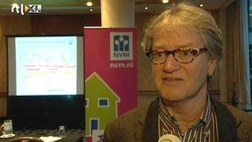 RTL Nieuws Eindspurt huizenmarkt 2012 beperkt krimp