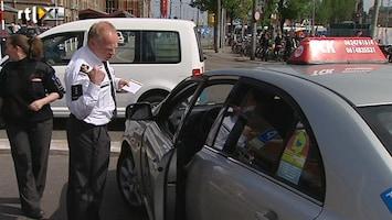 RTL Nieuws Frauderende Amsterdamse taxichauffeurs harder aangepakt
