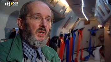 Editie NL Man koopt duikboot om einde der tijden te overleven