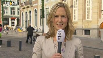RTL Nieuws Positie van corruptie verdachte wethouder ter discussie