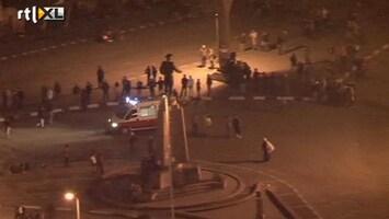 RTL Nieuws Vele gewonden bij rellen Caïro