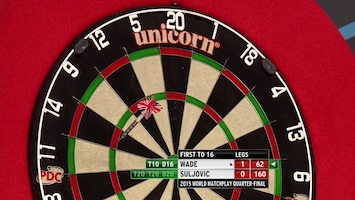 RTL 7 Darts: World Matchplay Afl. 7