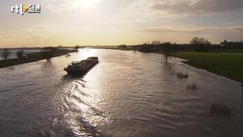 RTL Nieuws Slimme dam stuurt Gelders rivierwater