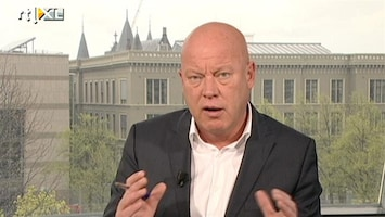 RTL Nieuws Koortsachtig overleg in Den Haag
