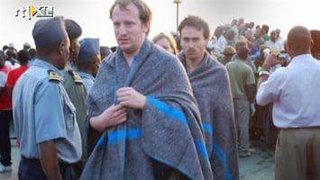 RTL Nieuws Bootramp: 'Niets op zee om aan vast te klampen'
