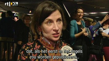 RTL Nieuws Nieuwe boek Donna Tartt eerder in NL dan in de VS