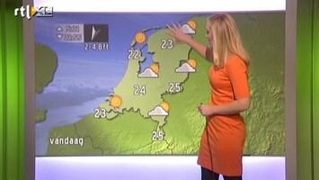RTL Weer Buienradar Update 6 juni 2013 10:00 uur