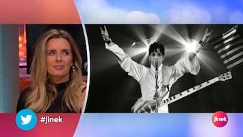 Jinek: Bizar verhaal Candy Dulfer over Prince (fragment)