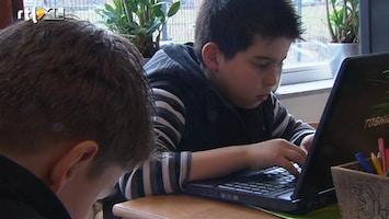 RTL Nieuws Staking voor passend onderwijs