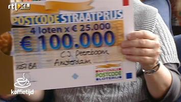 Koffietijd De Postcode Straatprijs