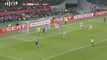 RTL Nieuws Samenvatting Ajax- Manchester Utd.