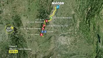 Tour Du Jour Afl. 8