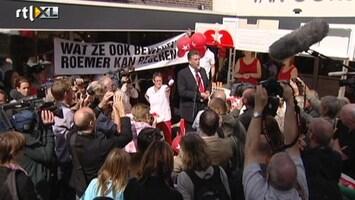 RTL Nieuws Internationale pers komt af op Emile Roemer