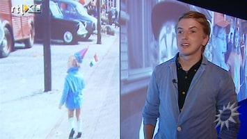 RTL Boulevard Opening tentoonstelling Leven met Oranje