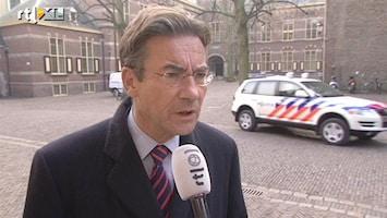 RTL Nieuws Verhagen over krimp: seinen staan op oranje