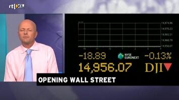Rtl Z Opening Wall Street - Afl. 129