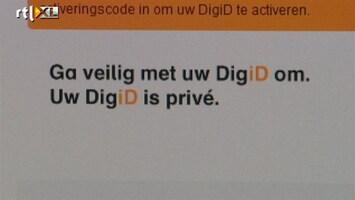 RTL Nieuws 'Het lek bij DigiD is behoorlijk ernstig'