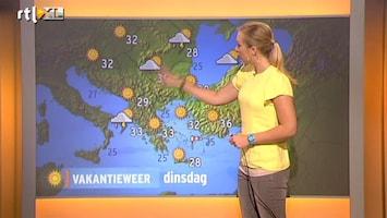 RTL Weer RTL Weer 23 juli 2013 0800uur