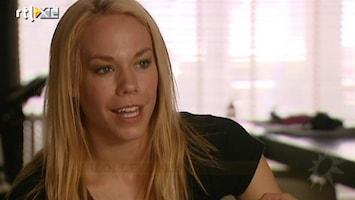 RTL Boulevard Dochter Nicolette Kluijver verstoort interview