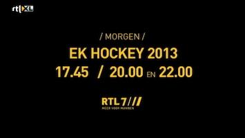 Ek Hockey 2013 - Belgie - Nederland (dames)