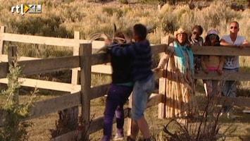 Echte Meisjes Op De Prairie - Ricardo & Gio Slaan Er Op Los!