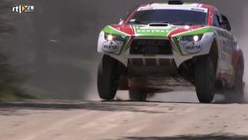 Rtl Gp: Dakar 2012 - Rustdag