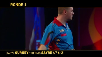 Samenvatting dag 1 US Darts Masters