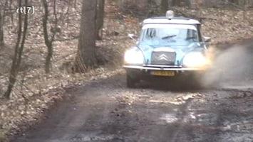 Classic Car Rally - Uitzending van 26-07-2009