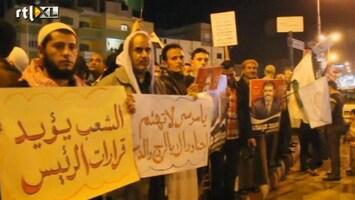 RTL Nieuws Opnieuw demonstraties tegen Morsi