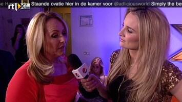 X Factor Voor wie vreest Angela