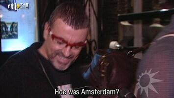 RTL Boulevard George Michael in Amsterdam