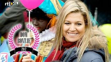 Editie NL Maxima genomineerd voor de titel Dom Bontje