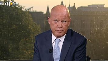 RTL Nieuws Frits Wester over de bezuinigingen