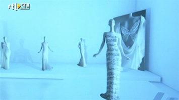 RTL Nieuws Ontwerpen Valentino in 3D-museum