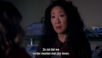 Grey's Anatomy Dark was the night