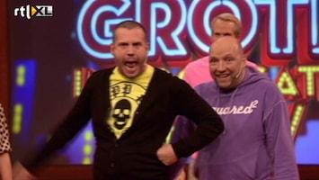 De Grote Improvisatieshow - Homofiele Voetbalhooligan