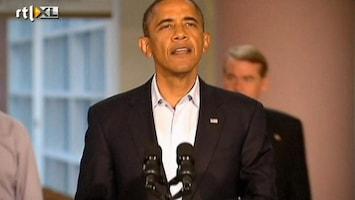 RTL Nieuws President Obama spreekt na bezoek nabestaanden Aurora