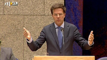 RTL Nieuws Rutte vindt ophef om Polenwebsite overdreven