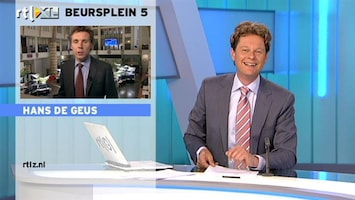 RTL Z Nieuws 17:30 Het volledige Europese vertrouwen zakt weg