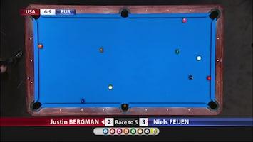 Pool: Mosconi Cup - Afl. 4